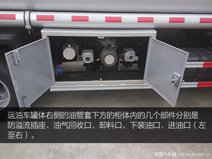 流动加油站 东风多利卡D6加油车