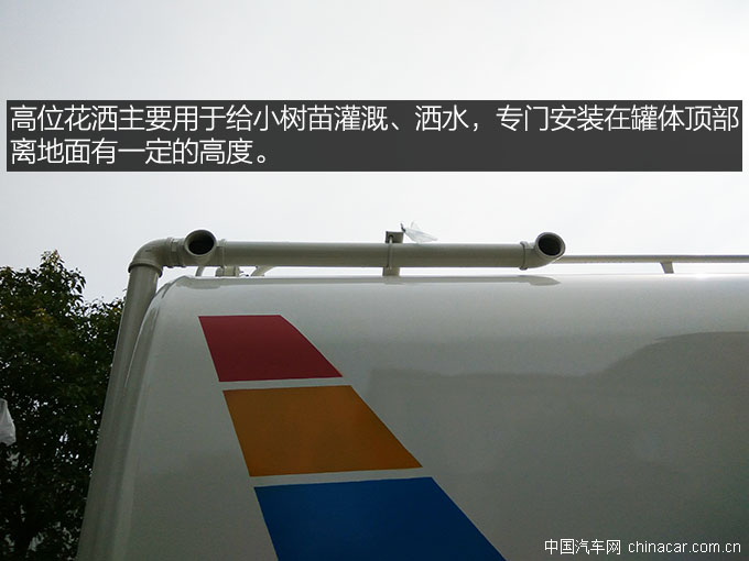 东风145洒水车