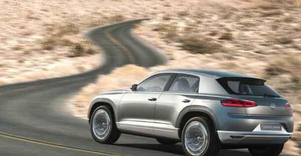大众SUV 新车型高清图片