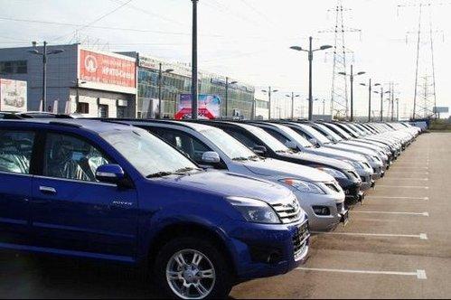 长城在俄罗斯建造汽车工厂 2018年可投入使用高清图片