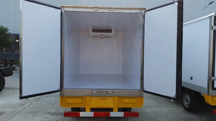程力小型冷藏车