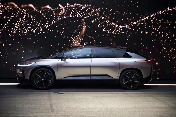 车售价91万,乐视超级汽车都用了哪些黑科技高清图片