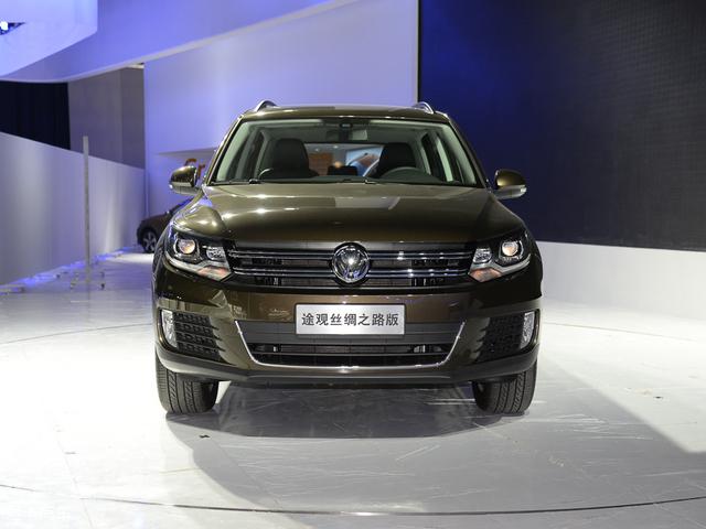 大众新车型_途观丝绸之路版新车型上市售21.18万起