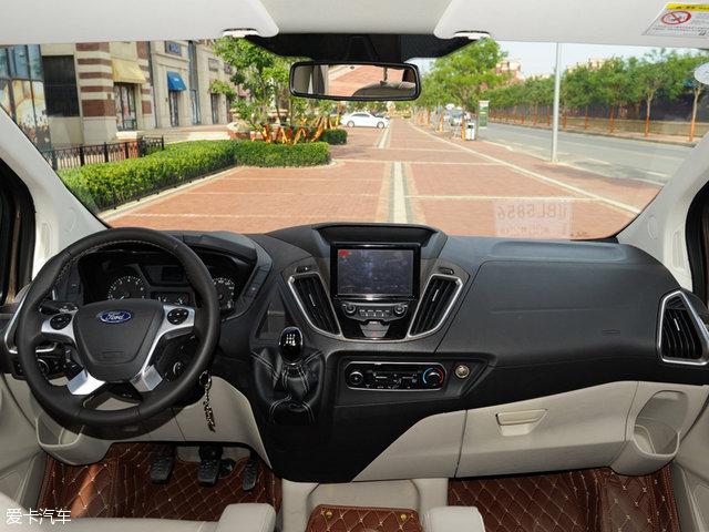 江铃福特途睿欧自动挡车型将今日上市高清图片