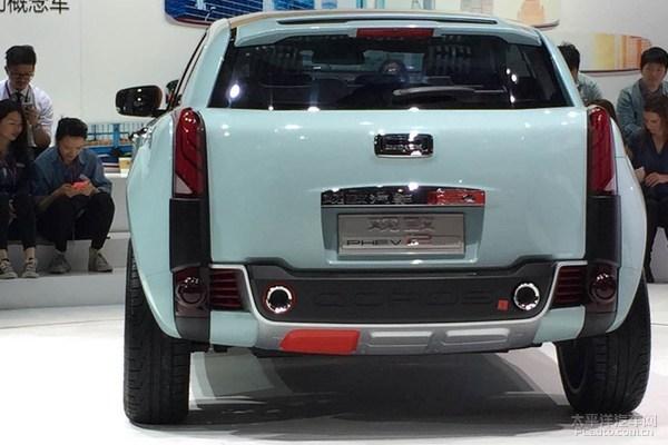 观致将推全新小型SUV或年内正式上市