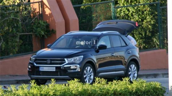 未来将国产大众小型SUV谍照全球首曝高清图片
