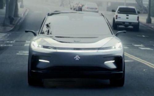 乐视超级汽车FF91最新宣传片价格预计20万美元高清图片