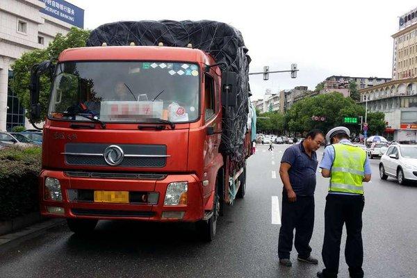 北京货车限吗_北京将在六环路(含)范围内设立载货汽车低排放区,外埠国Ⅲ柴油货车