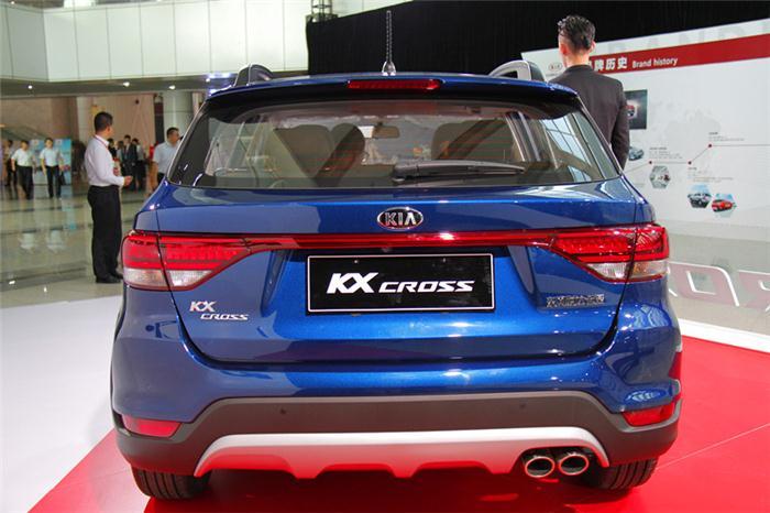 kxcross,凯绅齐上市东风悦达起亚发布2025年ntf战略