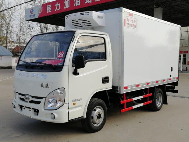 國五躍進小福星3.26米藍牌肉鉤冷藏車-20個肉鉤4.jpg