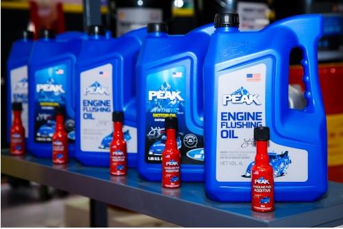 统一润滑油亮相法兰克福展 尖端产品+精养设备助服务升级 汽车殿堂