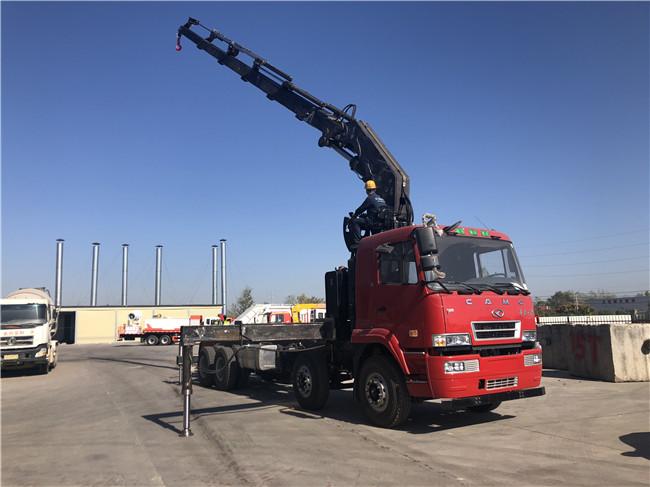 25吨30吨20吨华菱前四后八随车吊