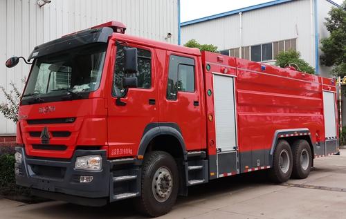 重汽豪沃16吨水罐泡沫消防车.jpg