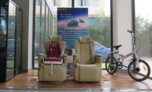 浙江奕信行 奔驰商务车改装 大众迈特威 别克GL8 座椅升级,成就更完美的商务车