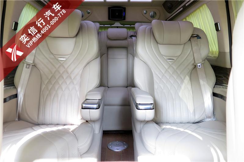 上海 奔驰商务车7座