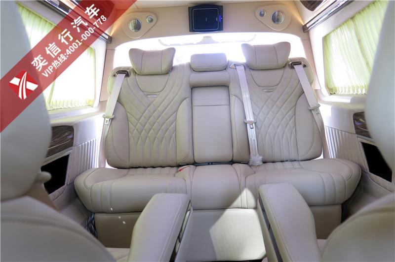 上海 奔驰V级商务车