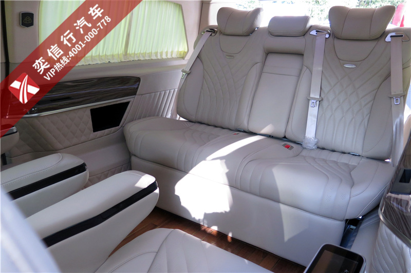 上海奔驰V级商务车图片