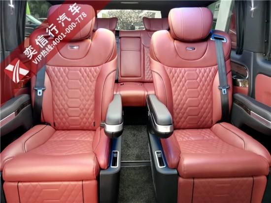 宁波舟山 奔驰商务车威霆改装定制 多少价格