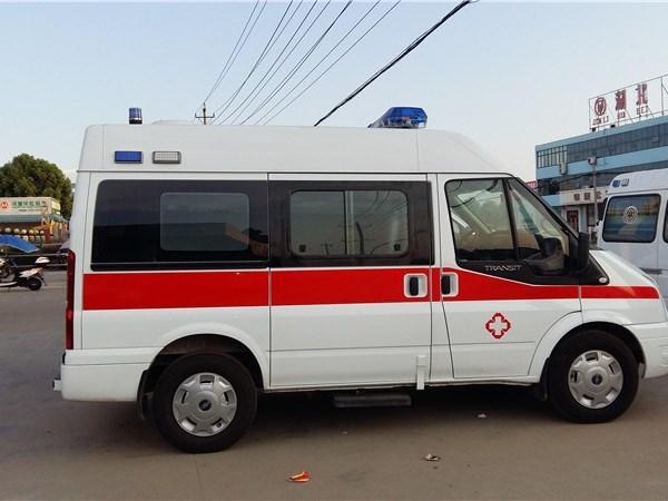 什么样的车是监护型救护车,它与转运救护车有什么不同
