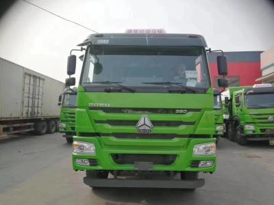 豪沃 V7 380马力5.8米8*4武汉绿