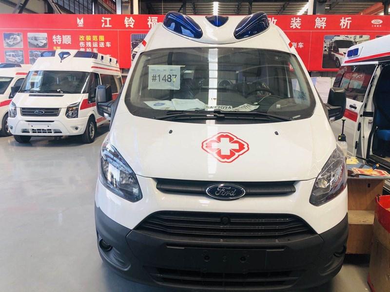 福特v362救护车 国六救护车 救护车价格
