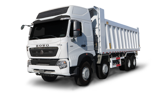 中国重汽自卸车出口菲律宾