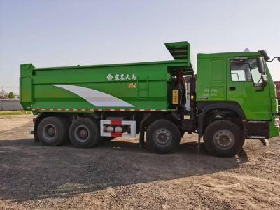 豪沃 V7 自卸车 380马力 5.6米