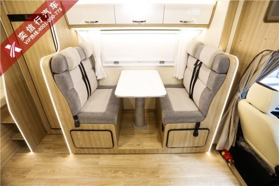 铂驰房车工厂福特B型 依维柯C型旅居车进口设备 建材 健康高品质