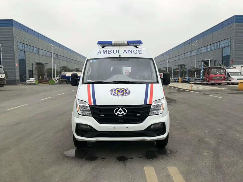 国六大通救护车价格_上汽大通监护型救护车配置_大通V80转运型救护车厂家