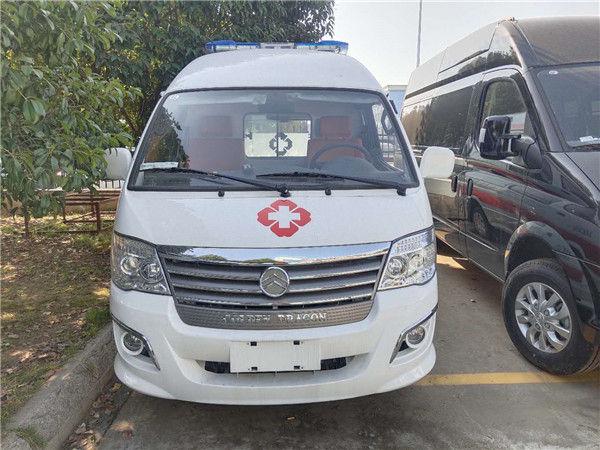 金旅救护车品牌-转运型救护车现车优惠