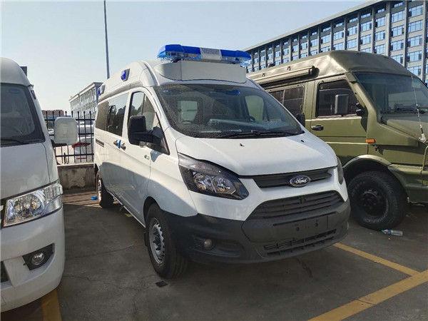 福特救护车品牌 随州程力新款救护车批发价格