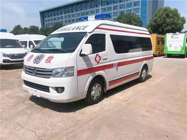 国六救护车 程力救护车-福田救护车