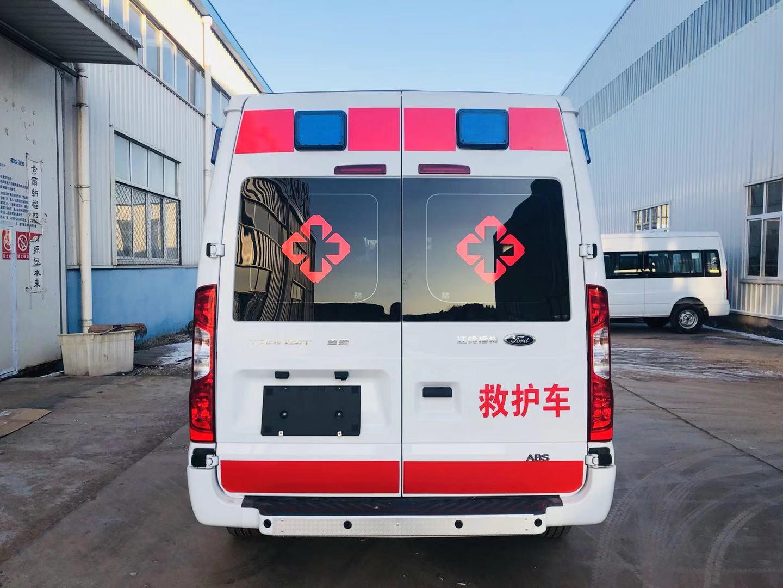 浙江V348出院转院服务车改装厂_残疾人福祉车
