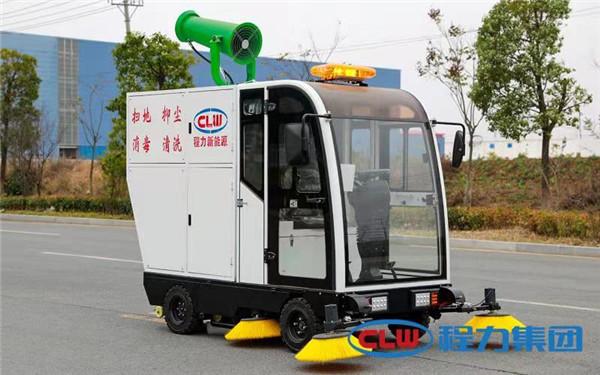 小型扫路机器人_纯电动扫路机制造标准_批量发货