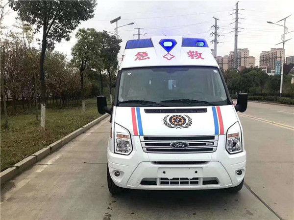 随州救护车降价了-福特救护车优惠2万