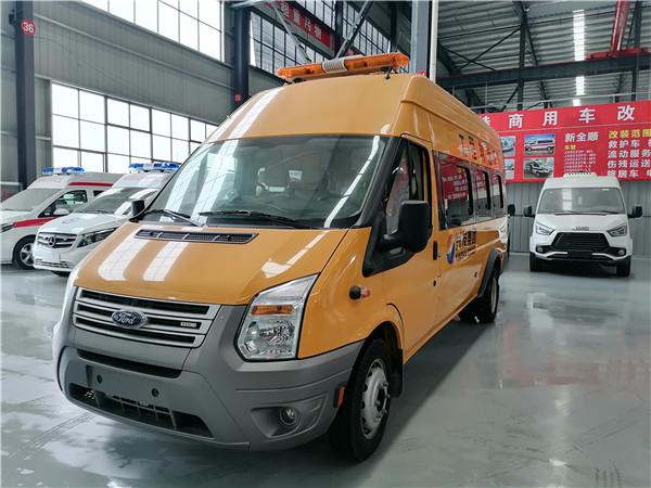 福特V348新世代应急救援车有哪几种品质保证