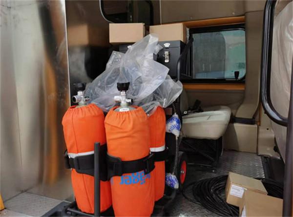 福特V348新世代应急救援车_车辆备案_品质保证