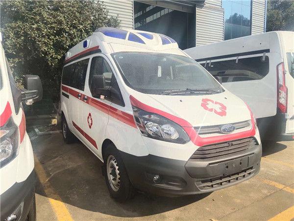 转运型救护车-负压救护车-福特救护车厂家