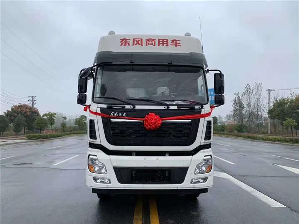 东风天龙9.6米全铝合金恒温猪苗运输车报价