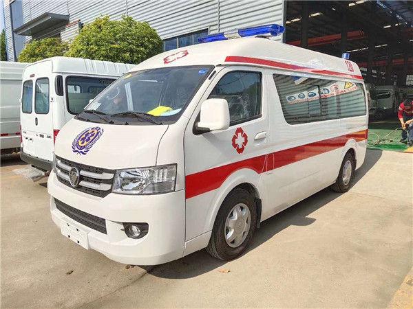 福田G9救护车价格实惠-购买福特救护车如何采购