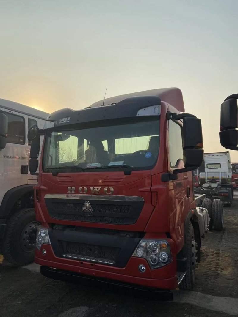 特价TX6.8米底盘载货车