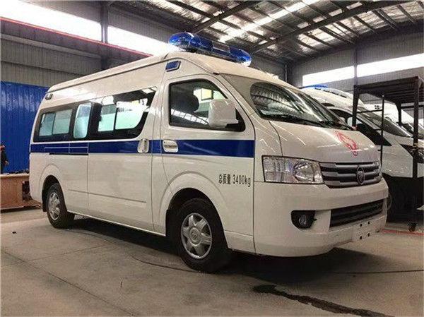福田G7救护车价格-湖北程力救护车厂家批发
