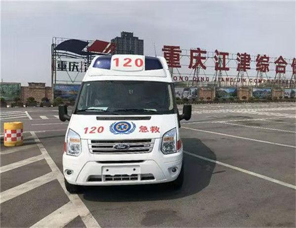 油耗低的救护车-四川福田120急救车厂家批发价格
