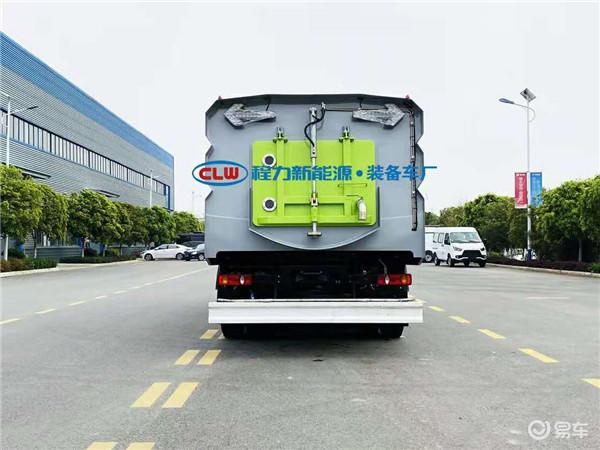 国六东风洗扫车优惠价格 市政环卫道路清扫车 路面扫路车批发价格