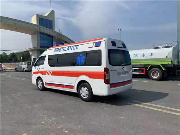 程力救护车品牌丰富