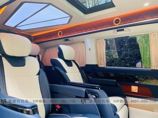杭州奔驰威霆商务车行情 奔驰威霆房车优惠报价 最低价格仅39万起