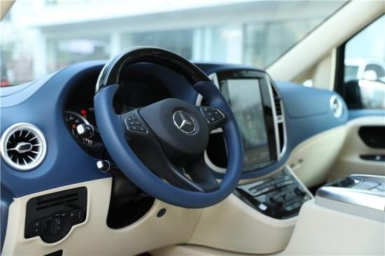 杭州 奔驰威霆房车 高顶Vs680 7座豪华改装商务车报价 星辉代理39万元起