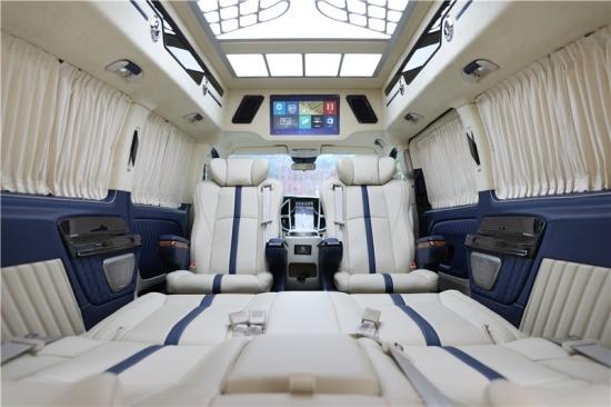 台州 奔驰房车 高顶Vs680 7座豪华改装商务车报价 最高优惠达20万