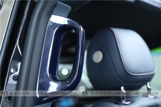 奔驰V级房车 9速 空气悬挂底盘 黑金双拼 新款V260维努斯版 报价