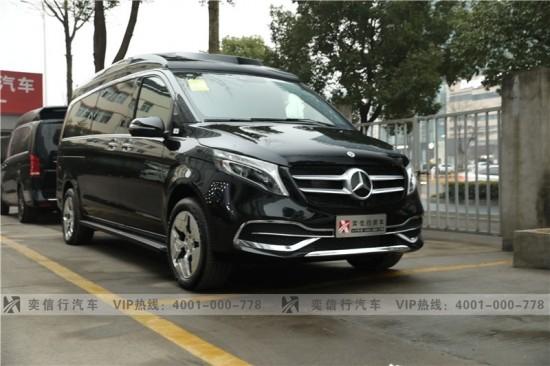 杭州 2020款奔驰V级房车 9速空悬版到店 优惠5